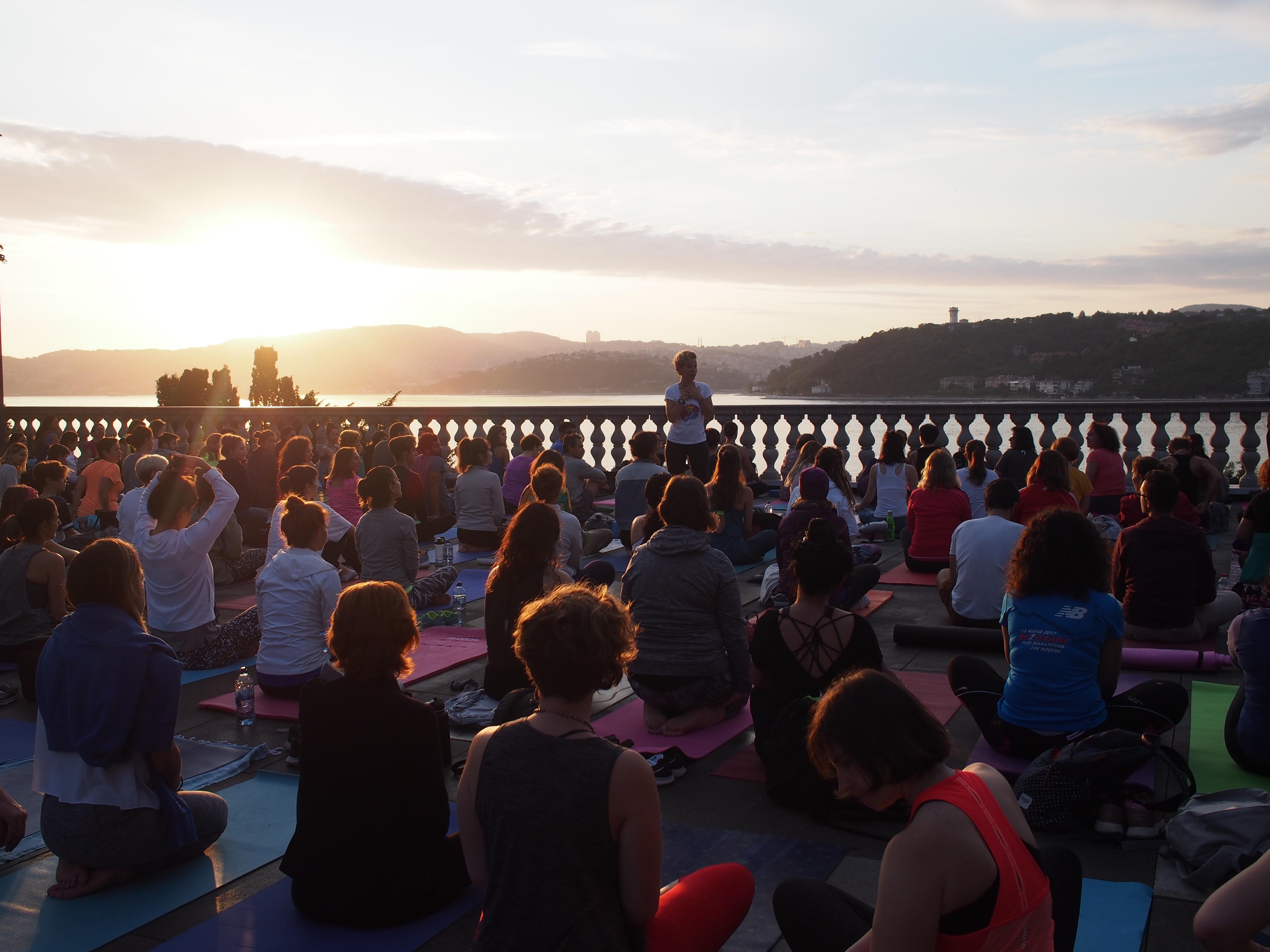 Dünya Yoga Günü ve En Uzun Gün