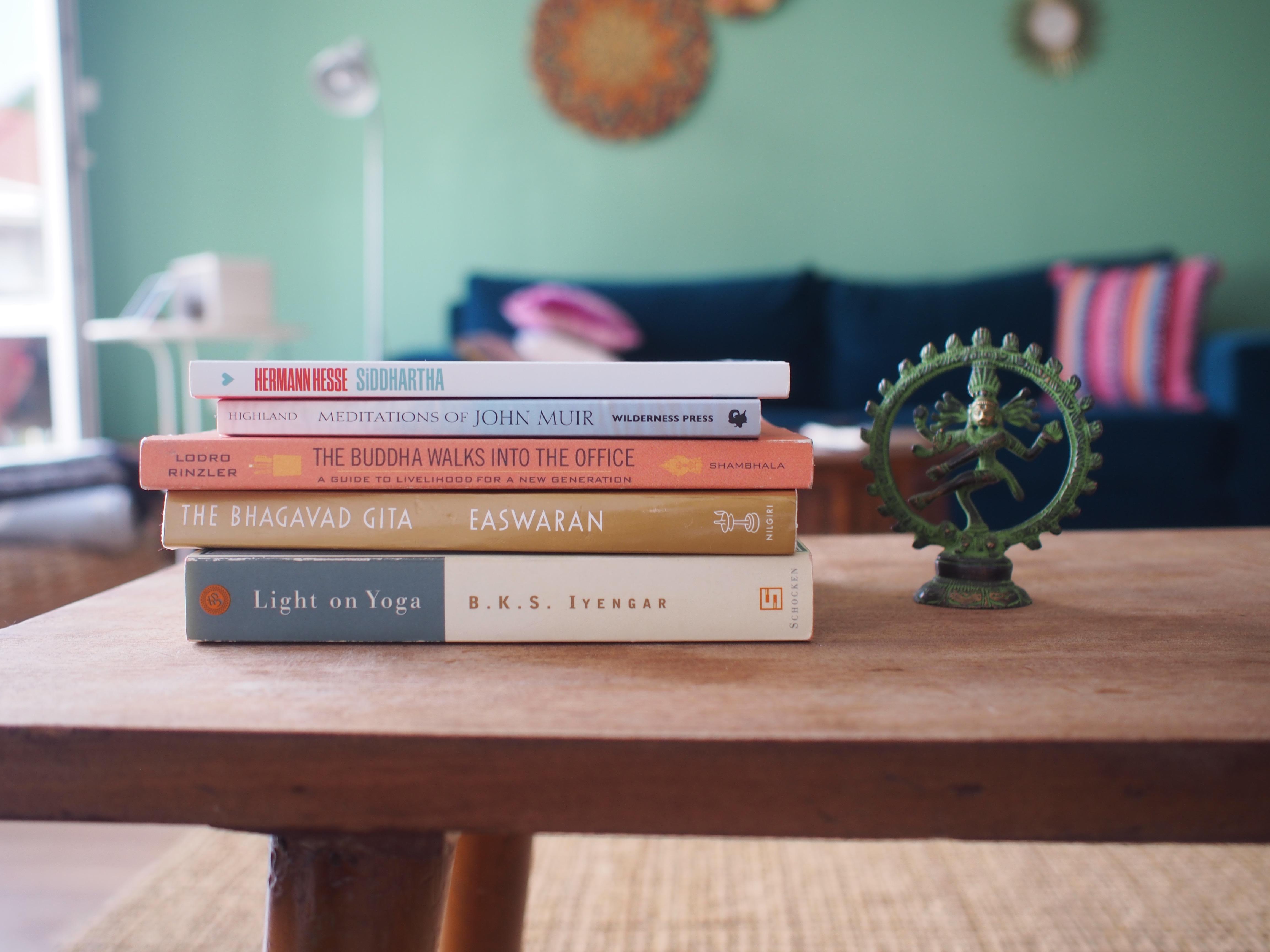 Yogi'lik Yolunda 5 Kitap