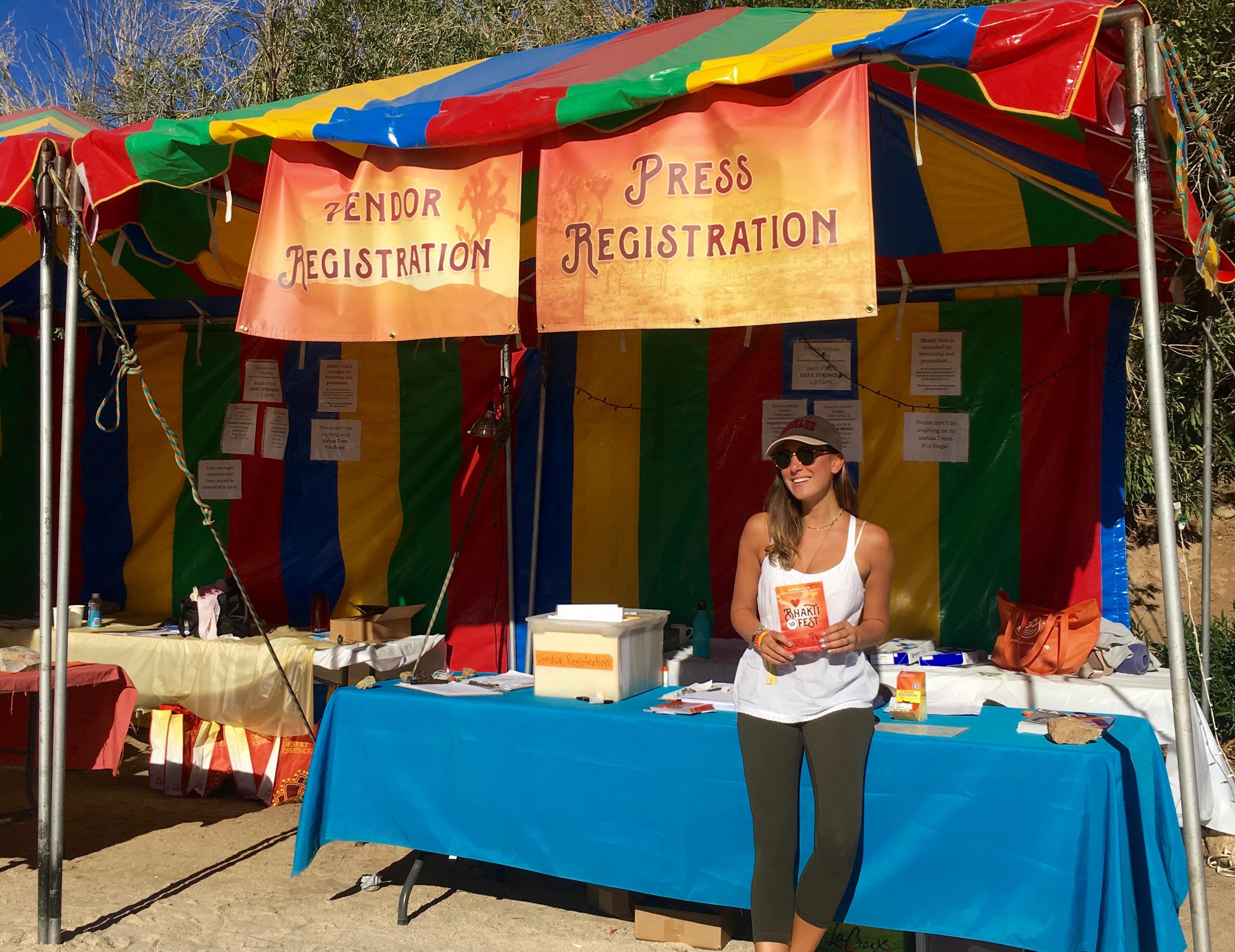 Bhakti Festivali 'Work Exchange' Deneyimi