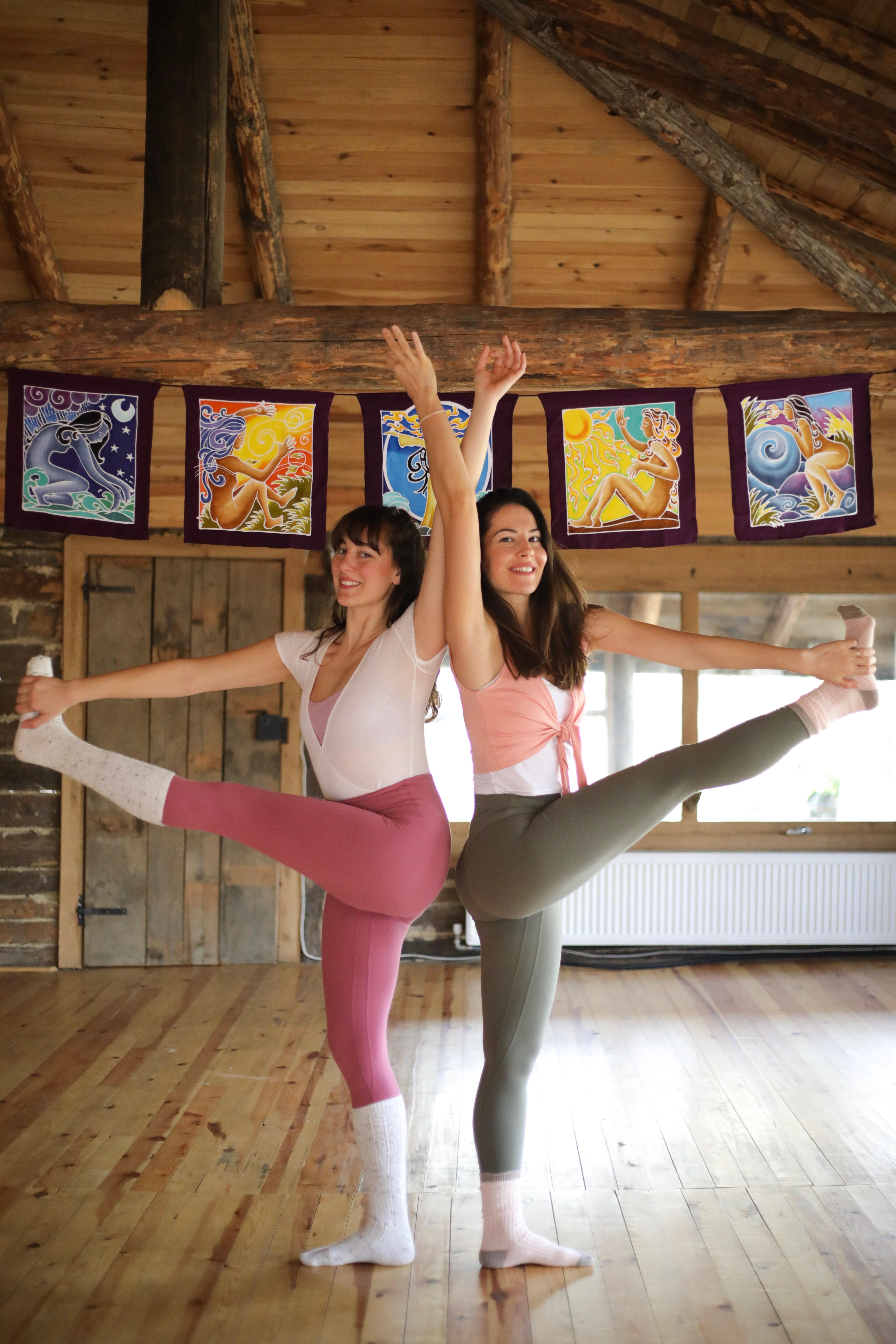 Deep In Nature – Five Elements Yoga Camp