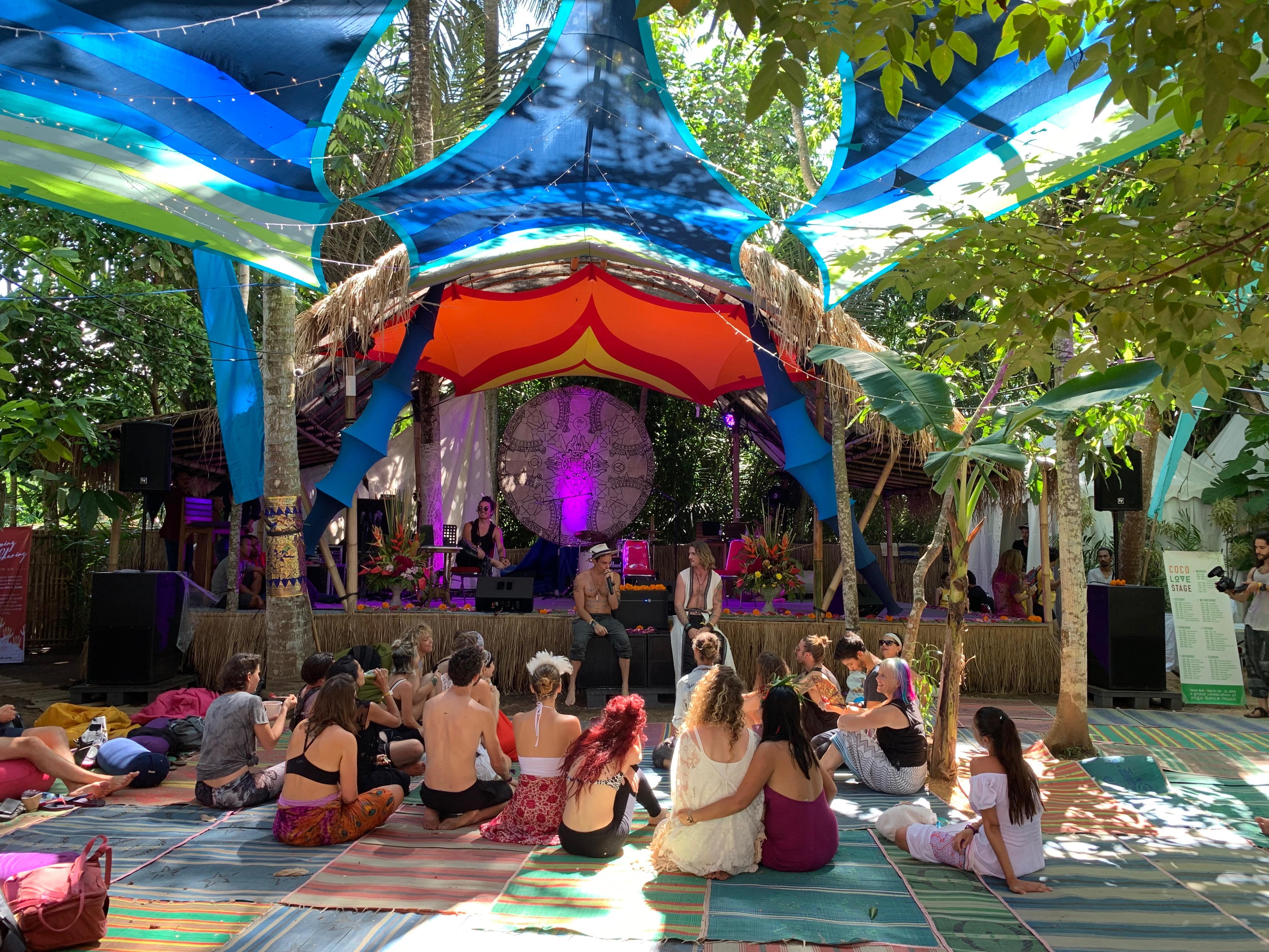 Dünyadaki En İyi 10 Yoga Festivali II
