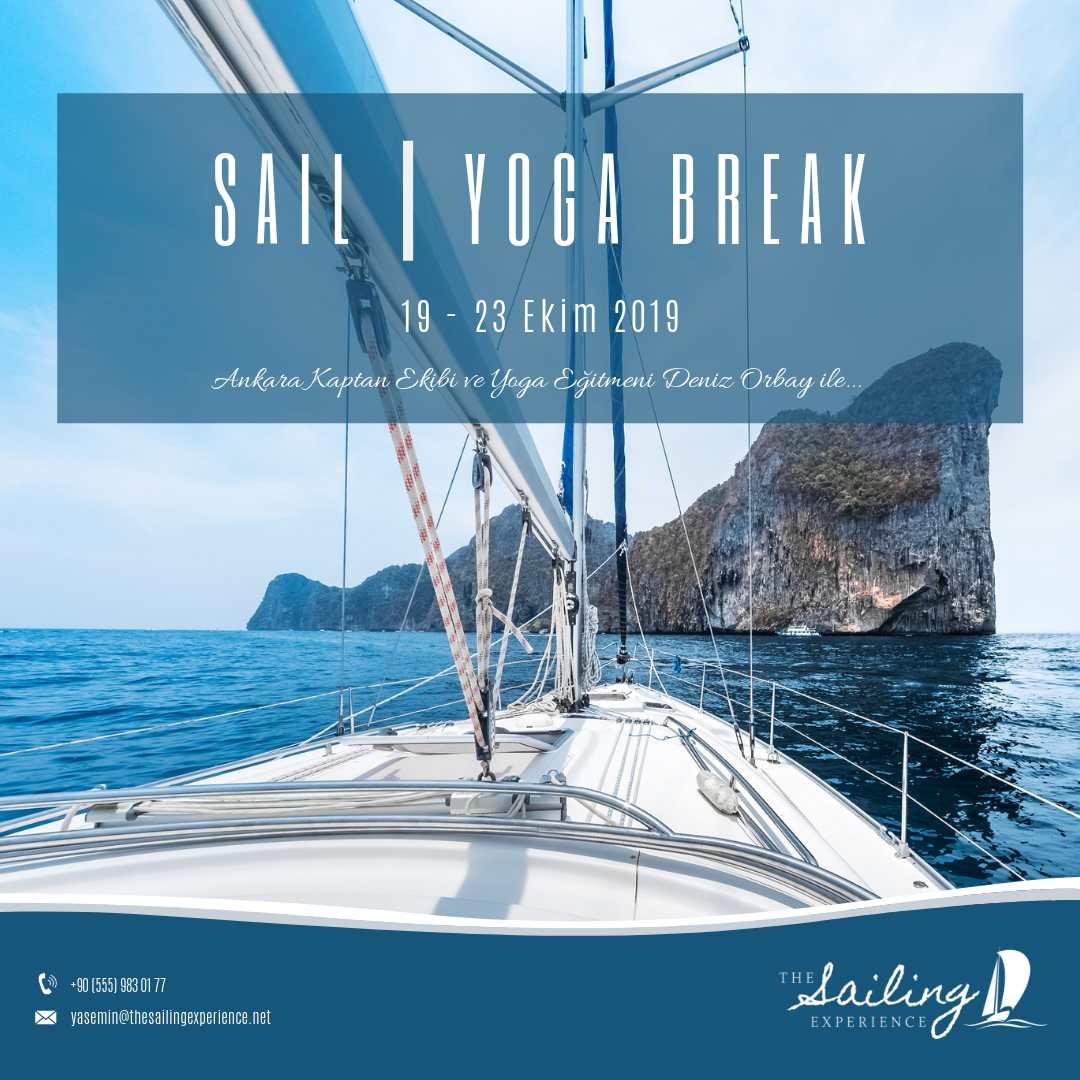 Sail & Yoga Break